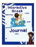 Greek and Latin Roots (prefixes & suffixes) Interactive Journal