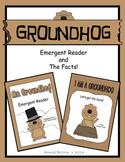 Groundhog Day - Emergent Reader & Non-Fiction Readers