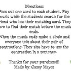 Group Contraction Match