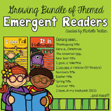 Growing Bundle of Themed Emergent Readers