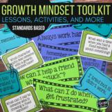 Growth Mindset Bulletin Board and Activity Set
