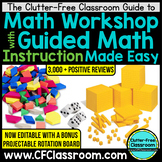 Guided Math Workshop Guide to Organizing & Managing Math W