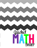 Guided Math Binder First Grade