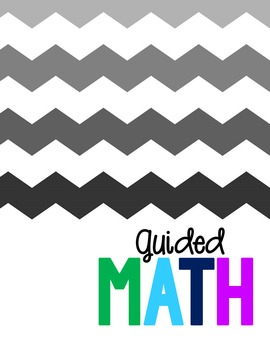 Guided Math Binder (For Any Grade Level)