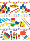 Guided Math First Grade Units 1-9 Bundle