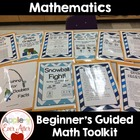 Guided Math Game Setup!