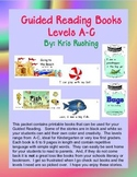Emergent Readers - Guided Reading Books (Set 1)