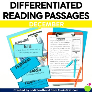 Guided Reading {December}