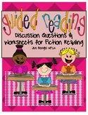 Guided Reading Discussion Questions and Printables for Fic