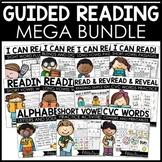 Guided Reading Intervention MEGA Bundle