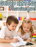Guided Reading: Phonics for Kindergarten