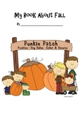 Fall Guided Writing Book For Beginners