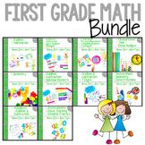 Guiding Firsties: Math Workshop BUNDLE