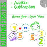 Guiding Firsties: Math Workshop Unit 1