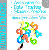 Guiding Kinders:  Math Workshop Unit 10 { Common Core Aligned }