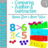 Guiding Kinders:  Math Workshop Unit 9 { Common Core Aligned }