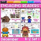 Guiding Readers: December NO PREP ELA Unit for K-1