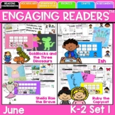 Guiding Readers: JUNE NO PREP ELA Unit for K-1