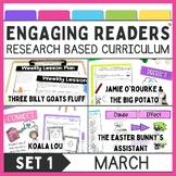 Guiding Readers: MARCH NO PREP ELA Unit for K-1