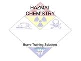 HAZMAT TECHNICIAN CHEMISTRY