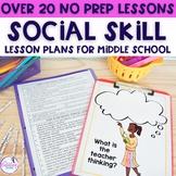 HELP! I Need Social Skills Pack