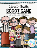 HEREDITY - Genetic Traits SCOOT Game Inherited and Environmental