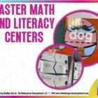 Easter Math And Literacy Centers!  HIGH-YA! Ninja Bunny!