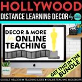 HOLLYWOOD THEME BUNDLE-classroom theme {printables)