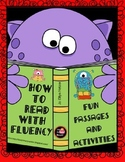 HOW TO READ WITH FLUENCY {HIGH INTEREST PASSAGES & ACTIVITIES}