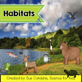Habitats {Aligns with NGSS 2-LS4-1} {science}