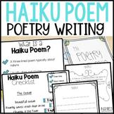 Haiku Poetry Freebie!: From my Poetry Unit Bundle!