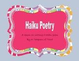 Haiku Poetry with Dogku Read Aloud