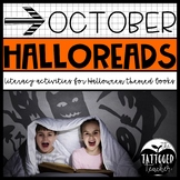 Hallo-Reads A Halloween literacy pack with favorite books