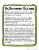 Halloween Bingo: Games and Activities
