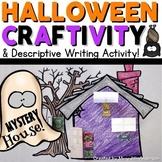 Halloween Craft & Writing Exercise