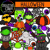 Halloween {Creative Clips Digital Clipart}