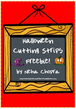 Halloween Cutting Strips