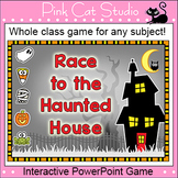 Halloween Interactive PowerPoint Game - whole class game f