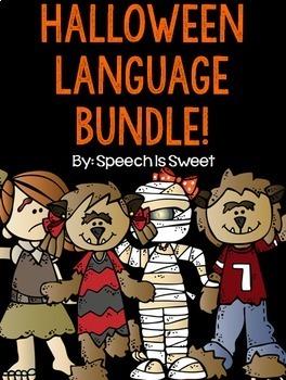 Halloween Language Bundle!