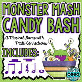 Halloween Music Game: Monster Mash Candy Bash