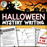 Halloween Mystery - Creative Writing