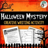 Halloween Mystery - Creative Writing