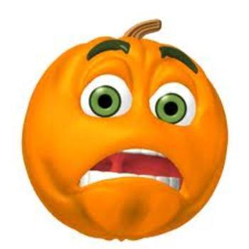 Halloween Narrative Writing Assignment from the Pumpkin's