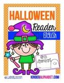 FREE Halloween Reader