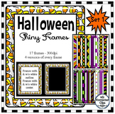 Halloween Shiny Frames Set 1