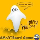 Halloween Smartboard Activities - Four Different ELA Activities
