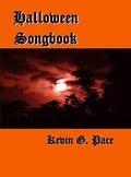 Halloween Songbook - a sheet music book