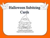 Halloween Subitizing