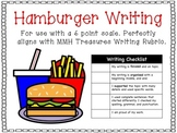 Hamburger Writing 6-Point Scale