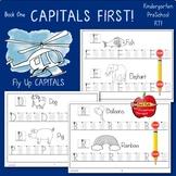 Handwriting Instruction for Kindergarten: CAPITALS FIRST!